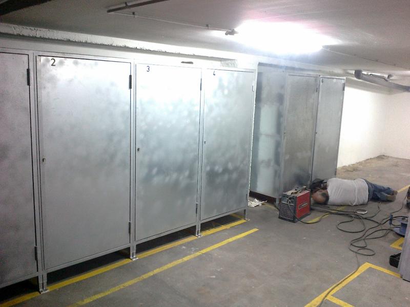 Foto armarios para garage de cerrajeria miguel navarro - Armario para garaje ...