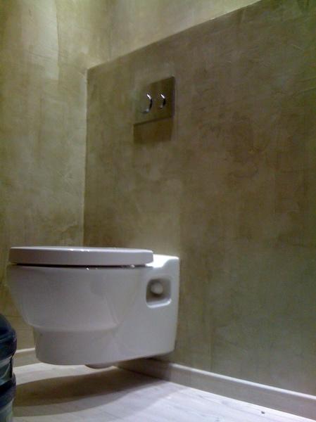 Foto aseo gris plata de microcementos online 236757 for Microcemento banos precio