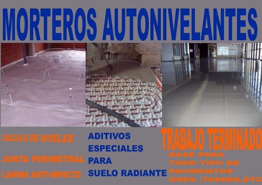 Foto autonivelantes mny de autonivelantes mny 184514 - Morteros autonivelantes precios ...