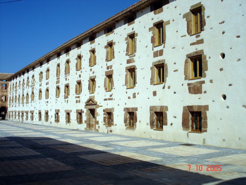 Foto ayto de ezcaraya la rioja ventanas de madera de - Casas prefabricadas en la rioja ...