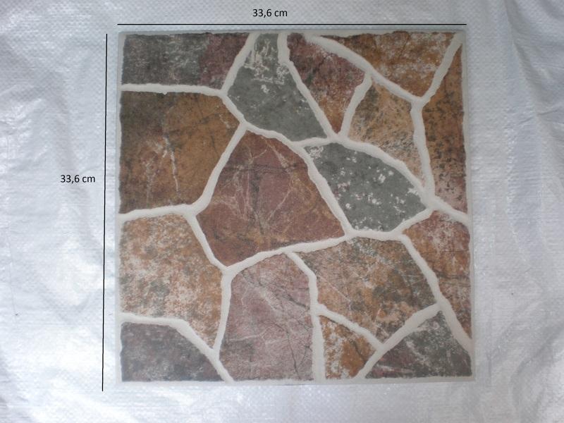 Foto azulejo de gres imitando piedra de corema for Gres imitacion piedra