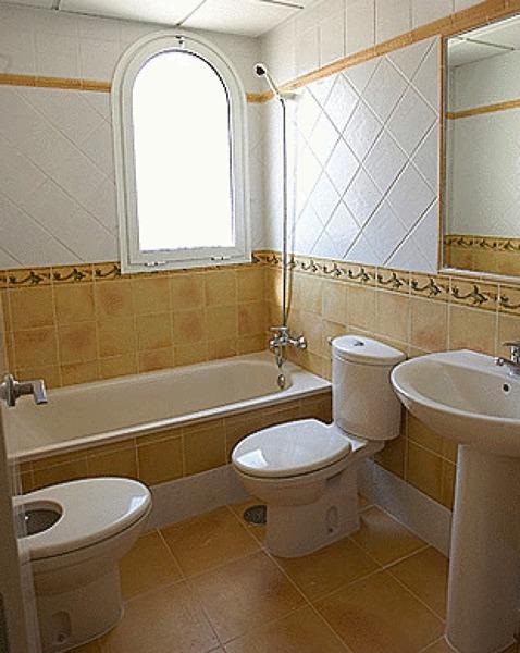 Baños Rusticos Para Casa De Campo:Foto: Baño de Casa de Campo de Con-Activa Reformas #631219
