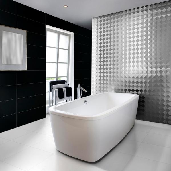 Foto: Baño de Diseño con Azulejos de Aparici de Pochiche, S.a. ...