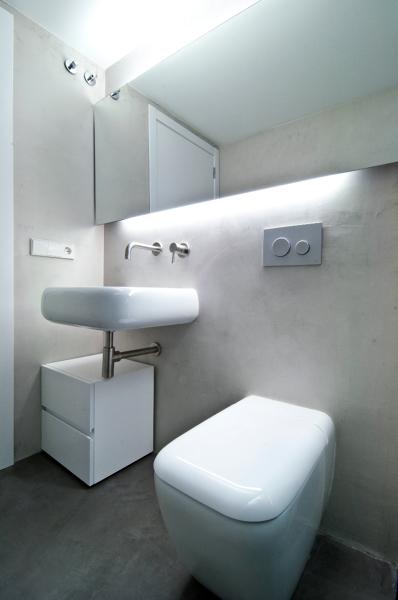 Baños Con Microcemento Fotos:Foto: Baño Diseñado con Sanitarios de Diseño y Microcemento de