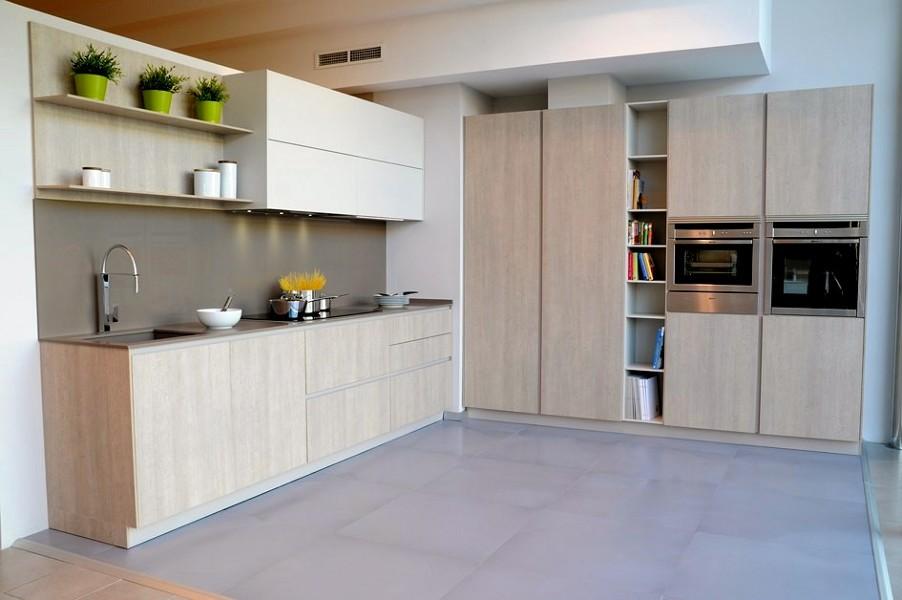 Foto bigmat verger exposici n cocinas alcudia de bigmat for Muebles de cocina zona pilar