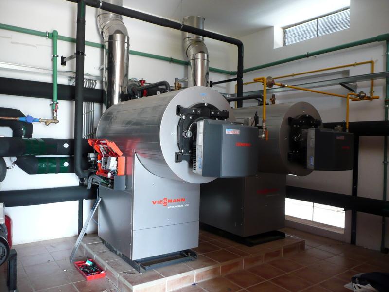 Foto calderas de condensacion a gas propano potencia for Calderas de gas propano