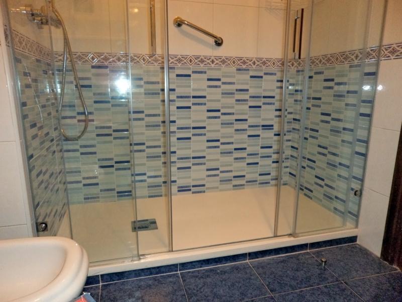 Foto cambio de ba era por ducha en av del ejercito n 16 - Banera ninos para ducha ...