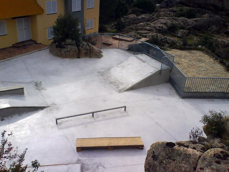 Foto casa de la juventud manzanares el real de jarque alonso arquitectos 325342 habitissimo Casas en manzanares el real