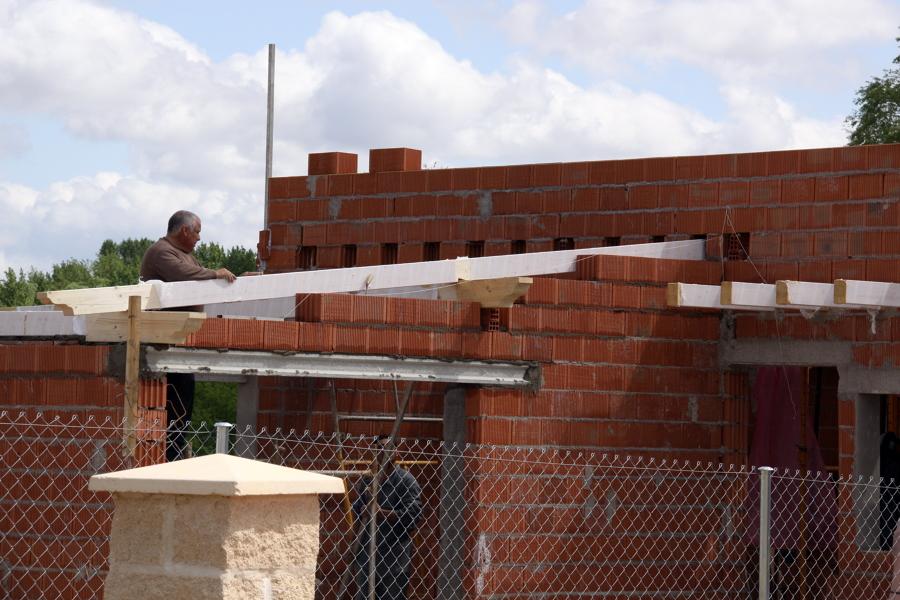 Foto casa en villano o burgos de vipansand pvc 329356 - Casas prefabricadas en burgos ...