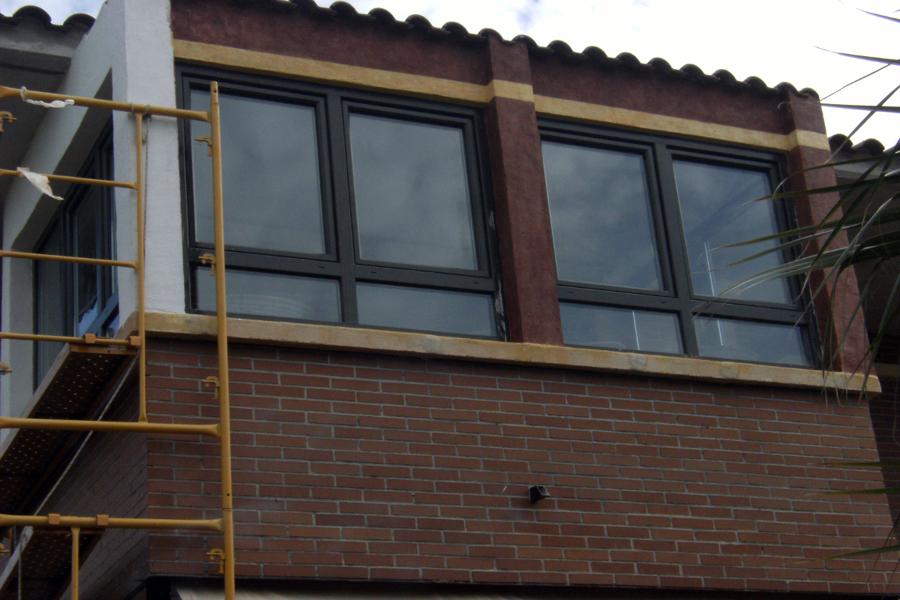 Foto cerramiento de balcon de morava pvc 140183 habitissimo - Cerramiento de balcon ...