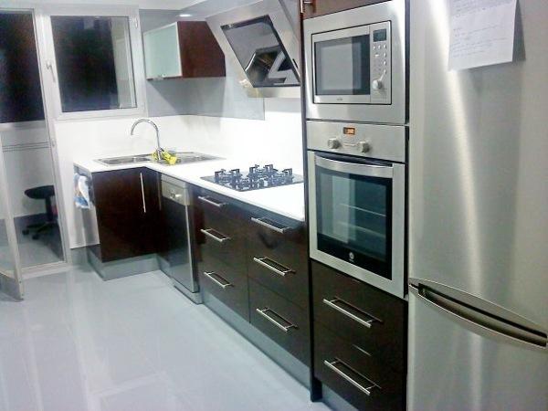Foto cocina moderna de reformasmislata 262176 habitissimo - Fotos reformas cocinas ...