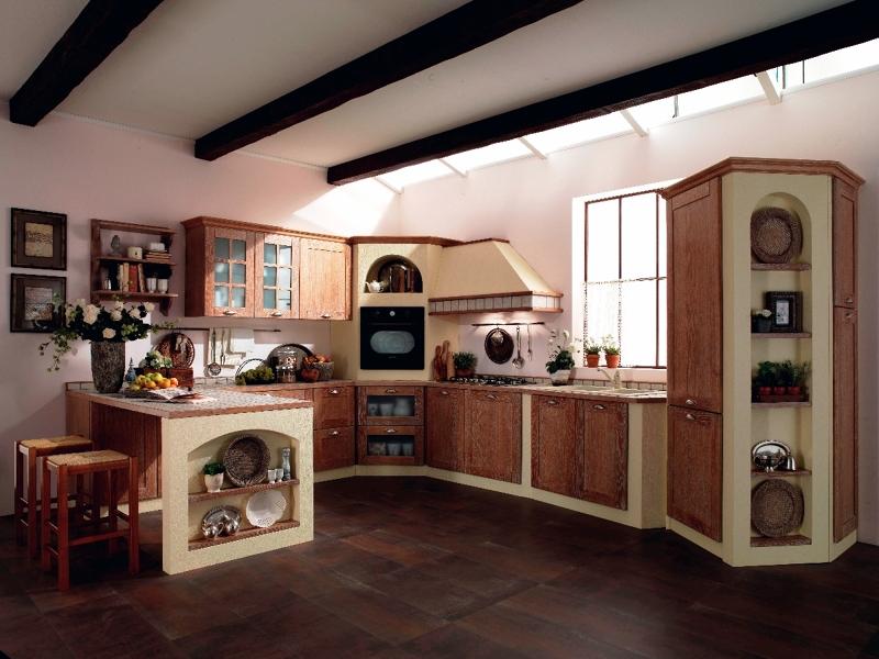 Foto cocinas cl sicas de casandra home c b 225287 for Cocinas clasicas