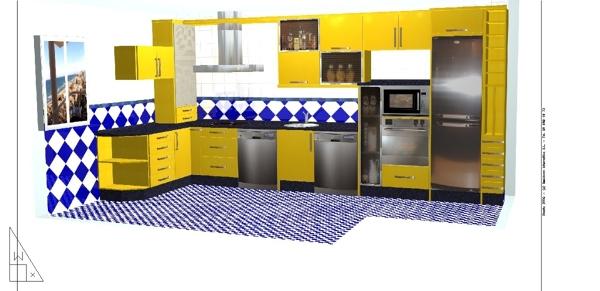 Foto cocinas de dise o de lof cocinas illescas 141633 for Oficina empleo illescas
