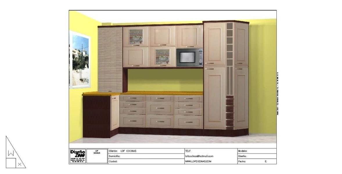 Foto cocinas de formica de lof cocinas illescas 141639 for Oficina empleo illescas