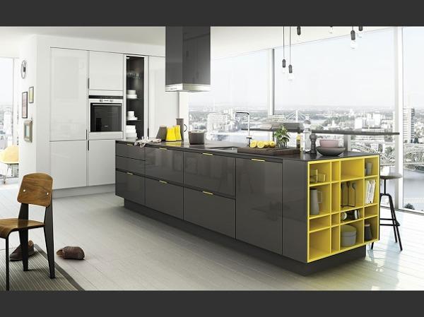 Foto cocinas muebles de cocina puertas de r reformxpress - Muebles de cocina en ciudad real ...
