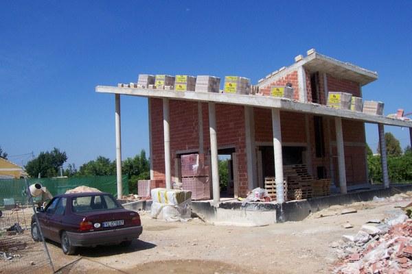 Foto construccion de chalet en murcia de torremur obras y - Empresas de construccion en murcia ...