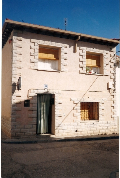 Foto construcci n de fachada con cotegran y piedra de construcciones daroca sl 188023 - Construccion casa de piedra precio ...