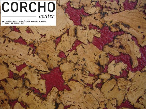 Foto corcho decorativo para paredes de corchocenter - Placas de corcho para pared ...