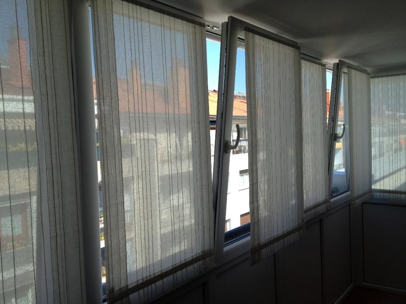 Foto cortinas bandalux de ventanas alcar lasarte oria for Precios cortinas bandalux