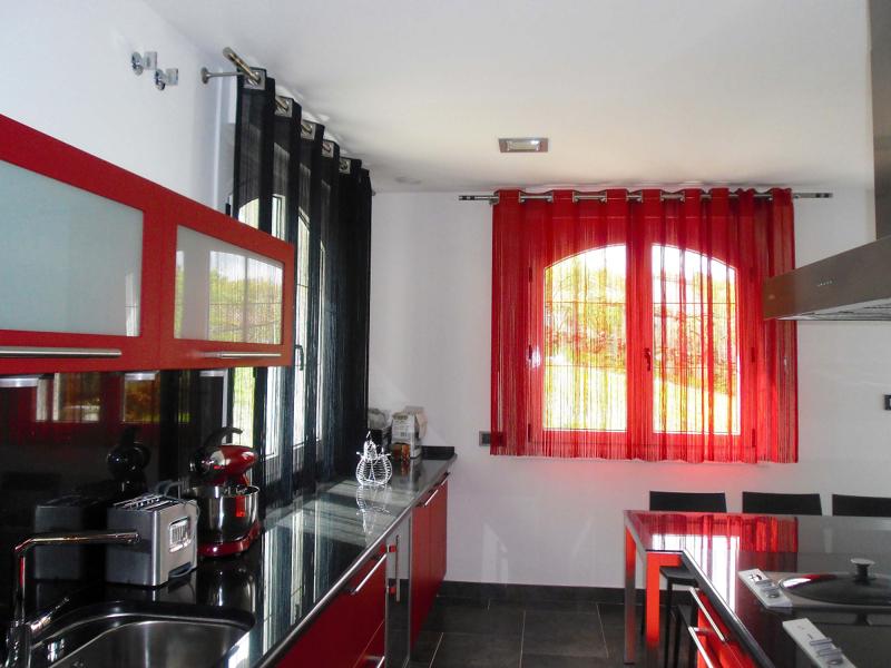 Foto cortinas de hilos de cortinas luis vizcaya 211355 for Cortinas de hilos