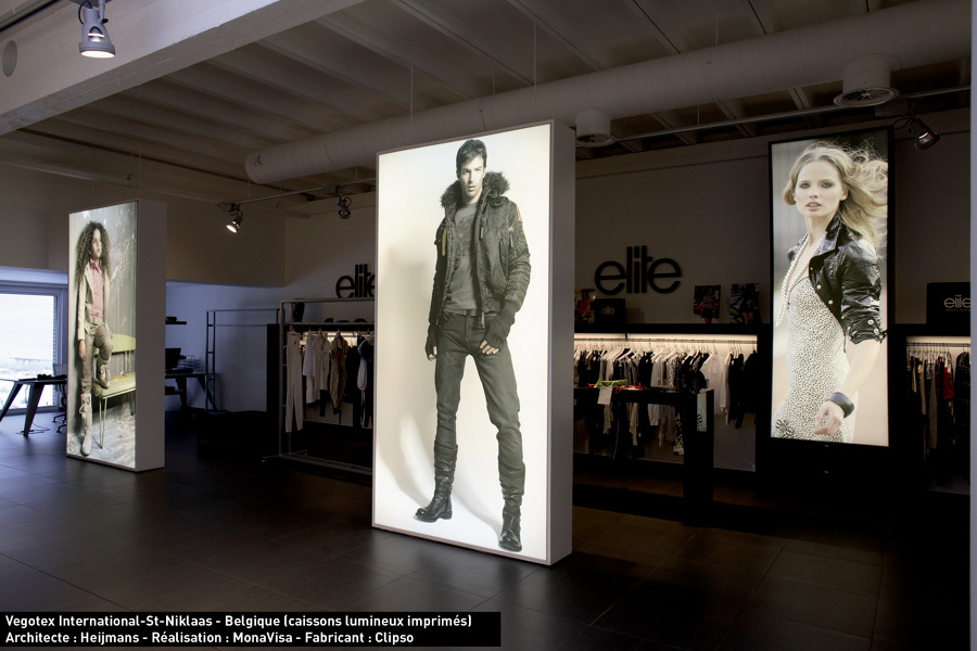 Foto cuadros retroiluminado de gran formato de clipso - Cuadros gran formato ...