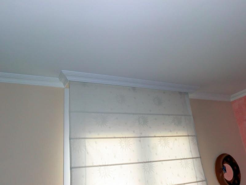 Foto decoracion molduras de escayola de enguixats i - Molduras de escayola precios ...