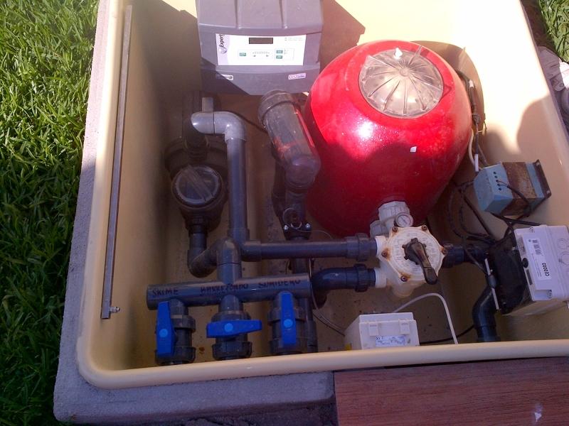 Foto depuradora de piscinas andalusi 315909 habitissimo - Depuradoras de piscinas precios ...