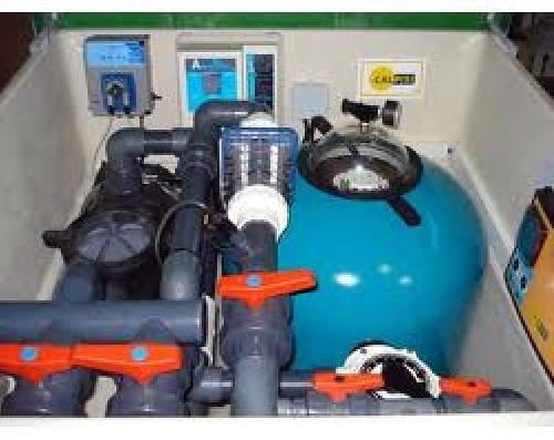 Foto depuradoras piscina de instalaciones innoclim for Depuradoras para piscinas
