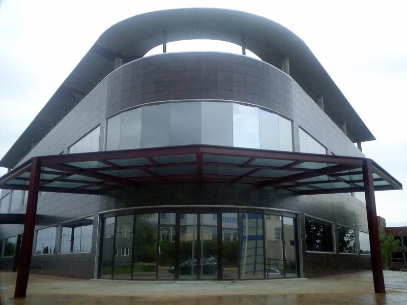 Foto detalle fachada edificio parque tecnol gico de - Empresas construccion valencia ...