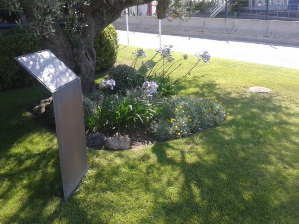 Foto dise o de jard n en empresa castellbisbal de alp - Piscina castellbisbal ...