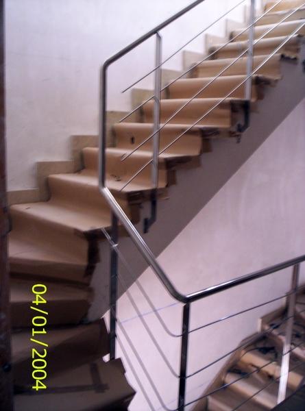 Foto distintos modelos de escaleras de claxa reformas s l for Modelos de escaleras