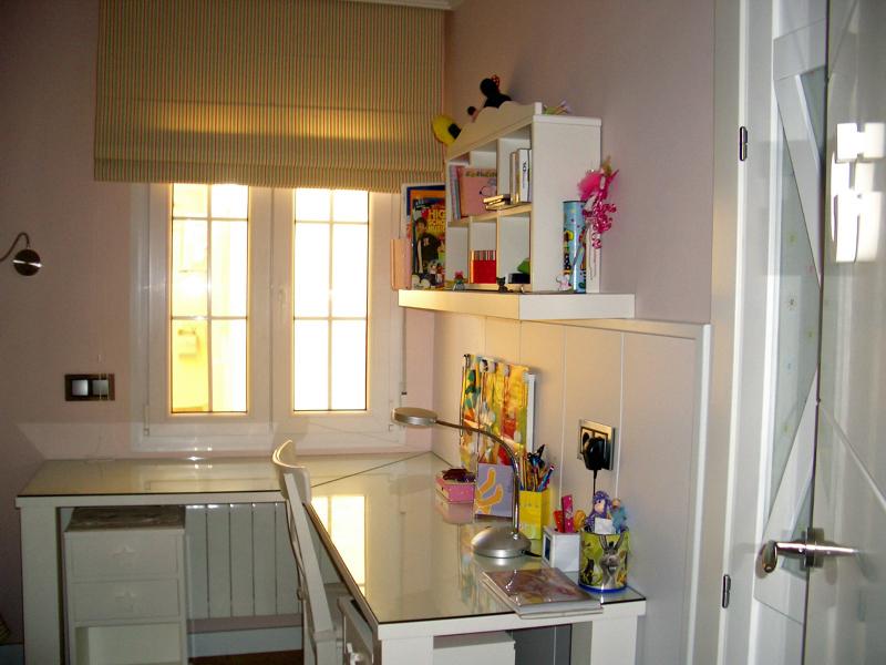 Foto dormitorio infantil de la alacena segoviana s l - Dormitorios infantiles granada ...