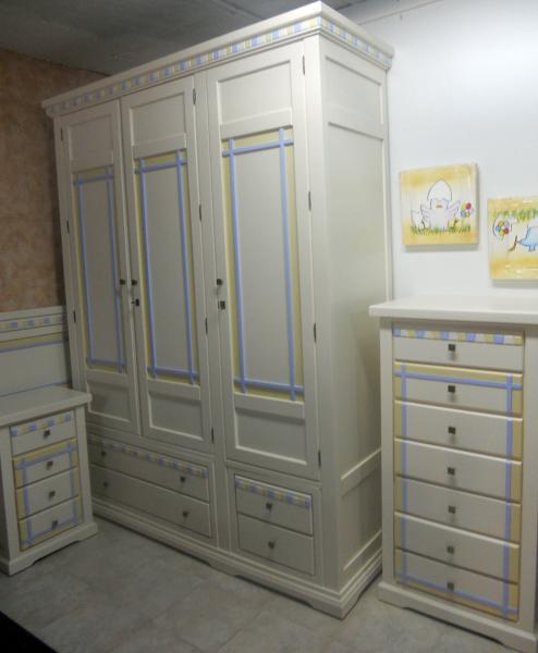 Foto dormitorio infantil de muebles mari carmen 258637 for Muebles joan i mari igualada