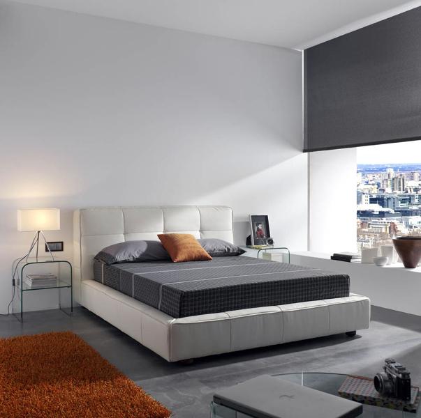 Foto dormitorio moderno tapizado de muebles paco - Muebles paco caballero ...