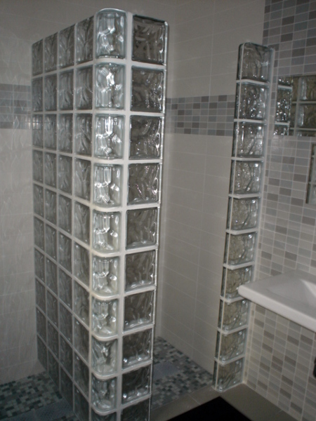 Foto ducha bloques de paves de quesercons marina alta s l - Cristales de paves ...