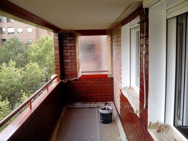 Tono Terraza : Foto: en esta terraza se ha limpiado el ladrillo y hemos aplicado un