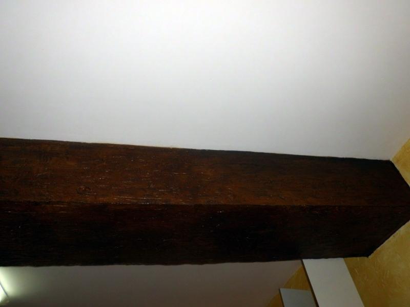 Foto falsa viga de madera de pinturas joni 234608 - Vigas falsas de madera ...