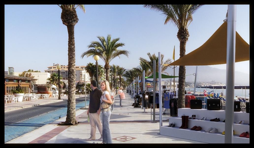 foto playa albir: