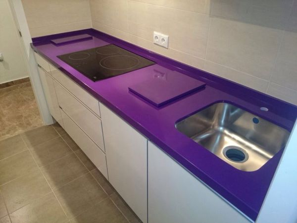 Foto frente de cocina moderna de elenko cocinas 713371 habitissimo - Frente cocina ...