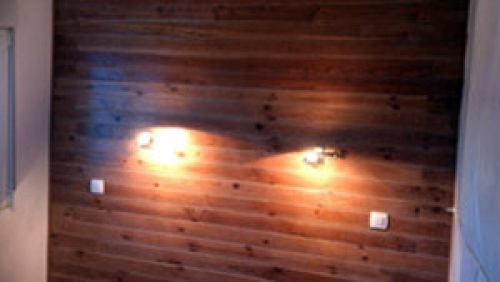 Foto friso de pino de ecocastor 354177 habitissimo - Friso de pino barnizado ...