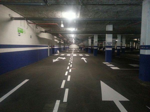 Foto hospital parla pintura vial de garza reformas for Oficina empleo parla