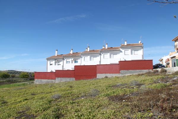 Foto construcci n de viviendas unifamiliares en agr n - Casas prefabricadas en granada ...
