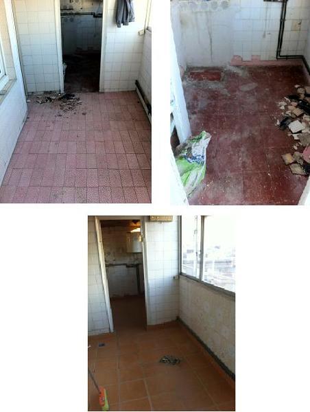 Foto instalacion de tela asfaltica y colocacion de for Precio mano de obra colocacion tela asfaltica