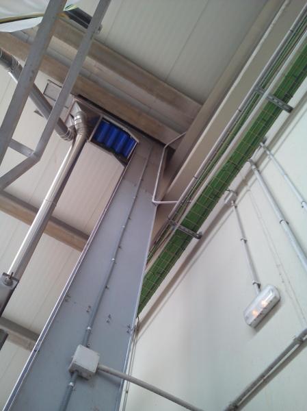 Extractor De Aire Baño Instalacion:Foto: Instalación Extractor Aire de Installacions Borràs Palau