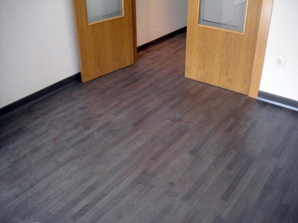 Foto laminado quick step qsg045 roble gris 4 l de - Tarima flotante gris ...
