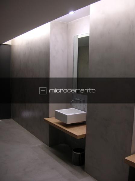 Foto microcemento ba os de via chiessa cement design - Microcemento banos precio ...