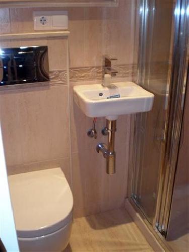 Mini baño completo