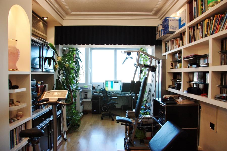 Foto mobiliario en estudio piso madrid capital de - Alquiler de pisos baratos en madrid particulares ...