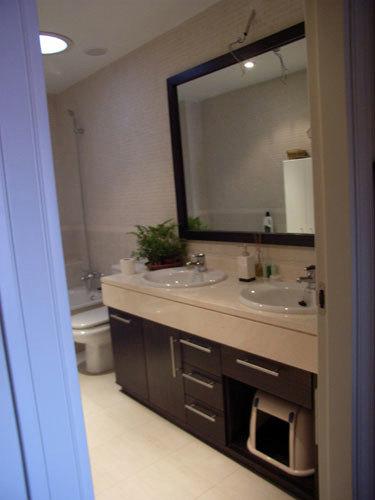 Foto mueble bajo encimera de muebles de ba o jara 282000 for Mueble bano bajo encimera