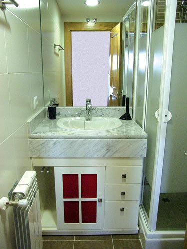 Foto mueble bajo encimera de muebles de ba o jara 282022 for Mueble bano bajo encimera